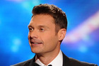 Host Ryan Seacrest is so good that he's forgettable on Fox's American Idol. Photo / Getty Images