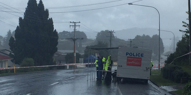 Loading The local girl's body was found this morning and a large stretch of State Highway 3 which runs through the middle of the Waikato town, remains closed. Photo / NZME - Regan Schoultz
