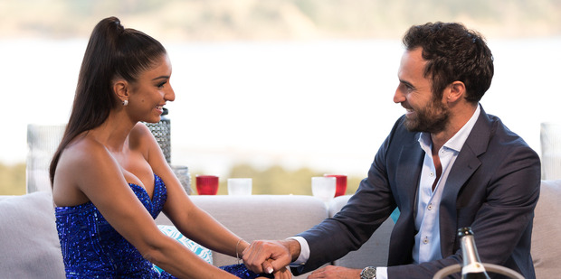 The Bachelor's Naz and Jordan went on their first single date