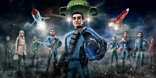 Loading Thunderbirds Are Go is set to return for another season.