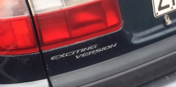 """""""Wonder what Toyota called its other version,"""" asks Aaron. Photo / Supplied"""
