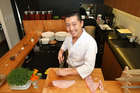Head chef Takashi Shitamoto. Photo / Getty Images