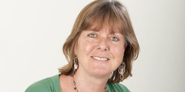 British reading activist Miranda McKearney.