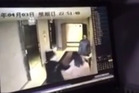 A video has gone viral in China that shows a woman being attacked in a hallway of a Beijing hotel posted April 2016.