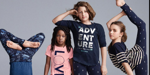 Gap ad. Photo / Supplied