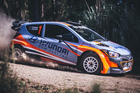 Hayden Paddon is set to debut the new Hyundai i20 rally car in Otago.