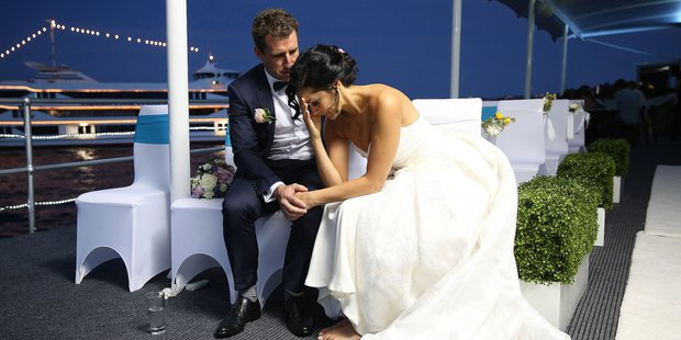 Married at first sight series.