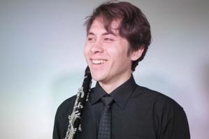 Kenny Keppel (clarinet).