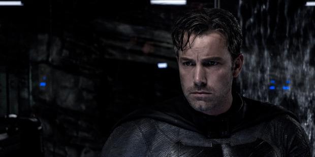 Loading Ben Affleck stars as Batman in the movie Batman v Superman: Dawn of Justice.