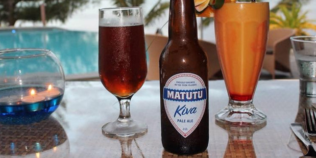 James Puati and Eric Newnham started Matutu Brewing 10 years ago, after buying a set-up outgrown by Tuatara here in New Zealand.