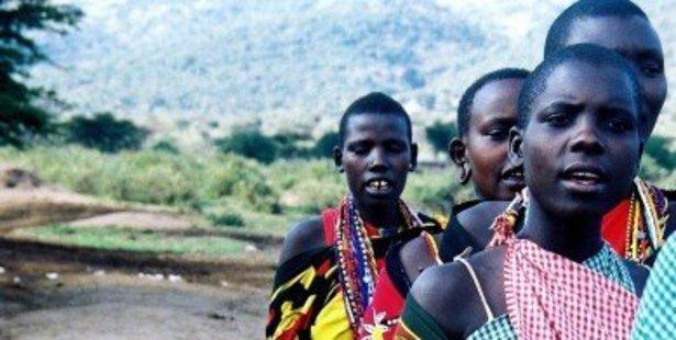 Ladies of the Masai Mara. Photo / Janine Russell