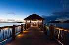 Tropica Island Resort, Malolo Island, Fiji.