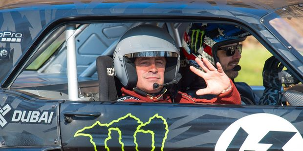 Loading Actor and Top Gear presenter Matt LeBlanc. Photo / AP