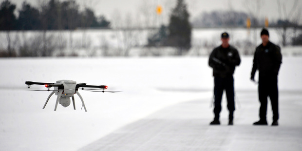 Recommendations on drone rules sent to FAA