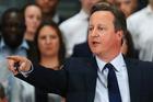 Britain's Prime Minister David Cameron. Photo / AP