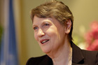 Helen Clark this week announced her candidacy for UN Secretary-General. Photo / AP