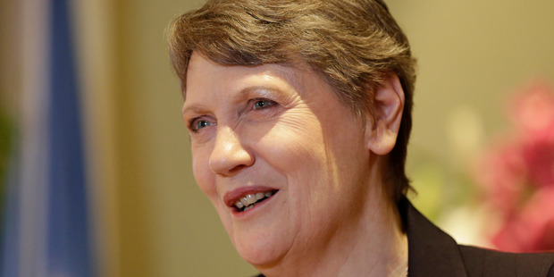 Loading Helen Clark this week announced her candidacy for UN Secretary-General. Photo / AP
