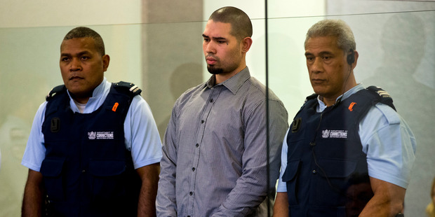 Tony Robertson appeared for sentencing in the Auckland High Court for the rape and murder of Blessie Gotingco. Photo/File