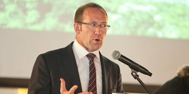 Labour Party leader Andrew Little. Photo/File