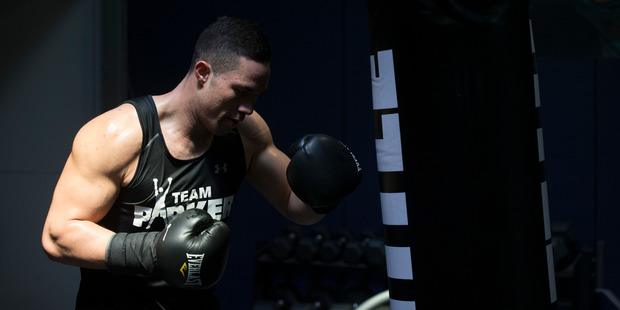 Joseph Parker's speed has proven too tough for many opponents to counter. Photo / Nick Reed