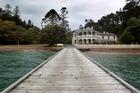 Kawau is home to the gracious Mansion House. Photo / Richard Robinson