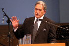 NZ First leader Winston Peters. Photo / NZME.