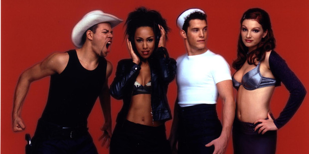 The Vengaboys will play at Hamilton and on the North Shore in October. Photo / Supplied