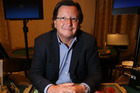 Outgoing SkyCity Entertainment chief executive Nigel Morrison. Photo/ Doug Sherring.