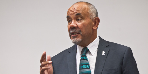 Co-leader Te Ururoa Flavell will present a petition to Parliament. Photo / Stephen Parker