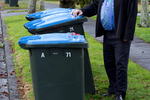 Rubbish reform is coming to Auckland. Photo / Kellie Blizard