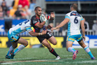 Thomas Leuluai will be eased back into Warriors duty after a long injury lay-off. Photo / Brett Phibbs