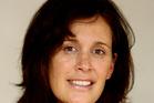 Ex Silver Fern Debbie Fuller, coach for Northern Mystics. Photo / Claire De Barr