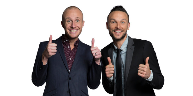 Jono and Ben have seen a decline in ratings this year.
