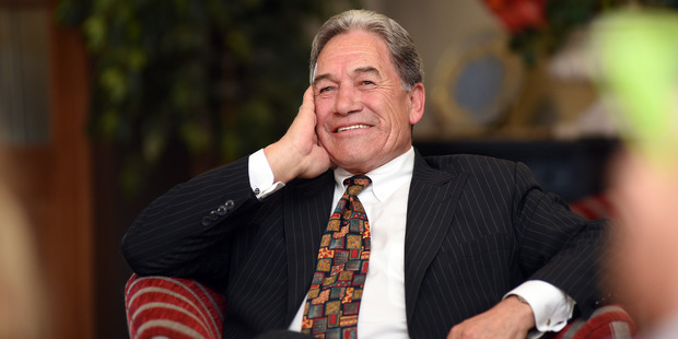 Winston Peters says there is no chance of a combined campaign, Mr Peters. Photo / George Novak