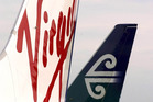 Air New Zealand has signalled it is considering selling its quarter per cent stake in Virgin Australia. Photo / File