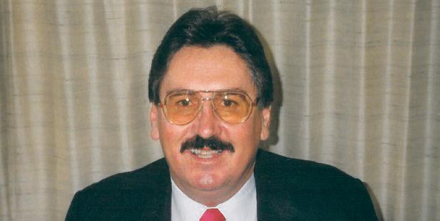 ACCUSED: Former Napier city councillor Peter Beckett.