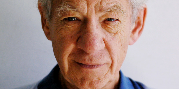 Writing his memoir proved to be too painful for actor Ian McKellen.