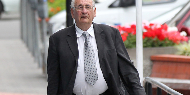 Former Napier lawyer Gerald McKay, 74, was today jailed for theft and dishonesty. PHOTO FILE