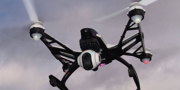 Pilots consider drones a safety risk that must not be underestimated. Photo / File