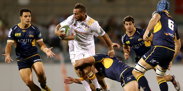 Clearly the table-topping Chiefs are the benchmark Super Rugby team. Photo / Getty Images