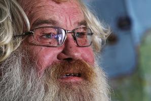 Uncle Paul Urbahn, from Hikurangi