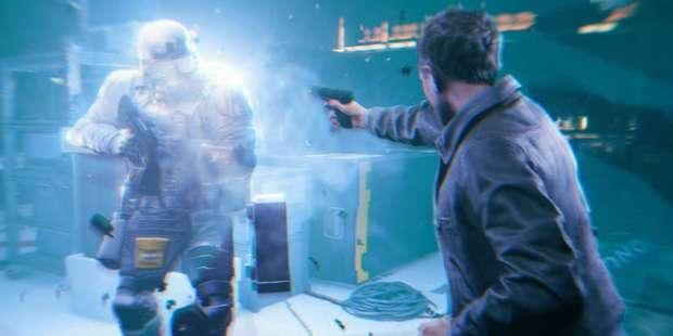 Screenshot from Xbox One game Quantum Break.
