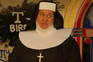 Deanne Heta as Mistress of the Novices.