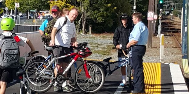 More bikes will soon be accommodated on the Wairarapa line on weekends and public holidays for visiting cyclists wanting to explore the region. PHOTO/LEE CARTER