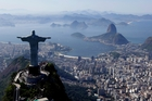 Rio boasts some spectacular sights, some of which are not so savoury on closer inspection. Photo / AP