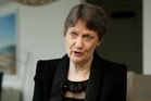 Helen Clark says she wants the UN to adapt to the evolving nature of armed conflict. Picture / AP