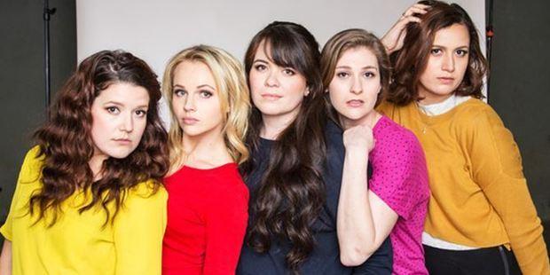 Funny Girls screened the Career Girl sketch in October 2015.
