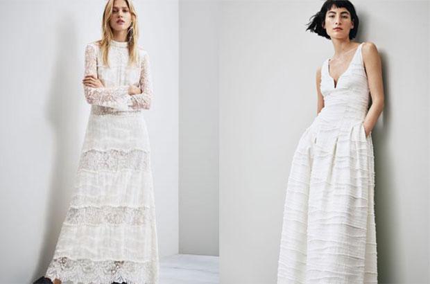 Dresses available online at H&M's Australian store. Photo / H&M