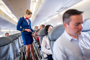 Flight attendants have to put up with all sorts of bizarre requests and behaviour while on the job. Photo / iStock