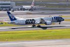 ANA launched this Star Wars themed jet last year. Photo / iStock